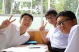三松中のサマーセミナーに参加しました。